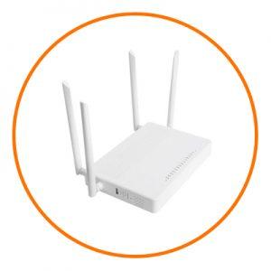 Router la taronja telecom